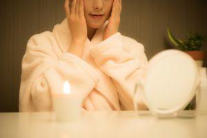 季節の変わり目の肌荒れ対策について①